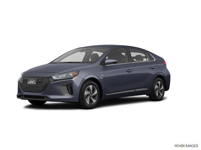 2019 Hyundai IONIQ Hybrid Vehicle Photo in Peoria, IL 61615