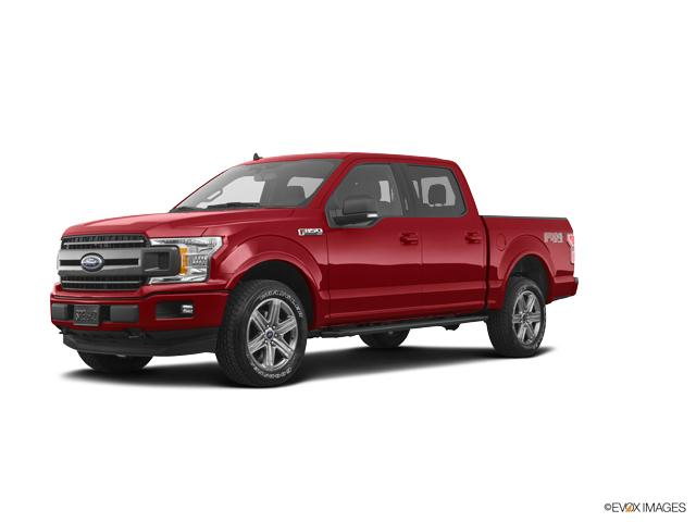 Ruby Red Metallic 2019 Ford F 150 Truck For Sale At Gilchrist