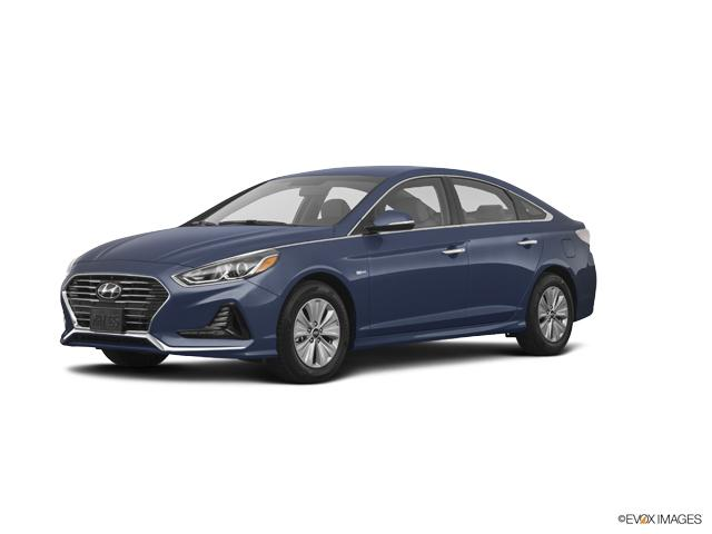 2018 Hyundai Sonata Hybrid Vehicle Photo in Bayside, NY 11361