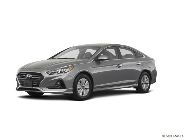 2018 Hyundai Sonata Hybrid Vehicle Photo in Highland, IN 46322
