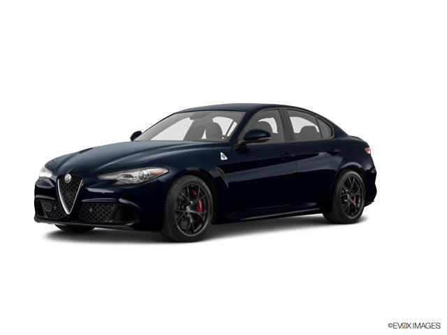 2019 Alfa Romeo Giulia Vehicle Photo in Appleton, WI 54913