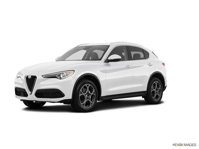 Alfa White 2019 Alfa Romeo Stelvio Awd For Sale At Criswell Auto
