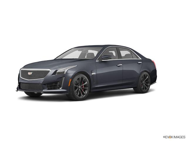 2019 Cadillac CTS-V Sedan Vehicle Photo in Dallas, TX 75209