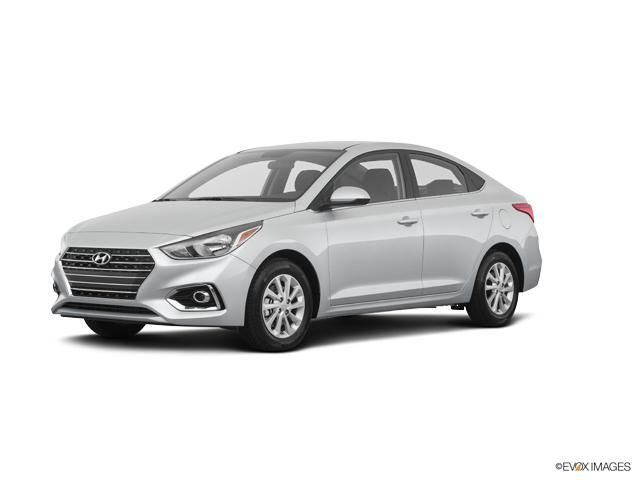 2019 Hyundai Accent Vehicle Photo in Peoria, IL 61615
