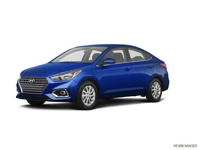 2019 Hyundai Accent Vehicle Photo in Bloomington, IN 47403