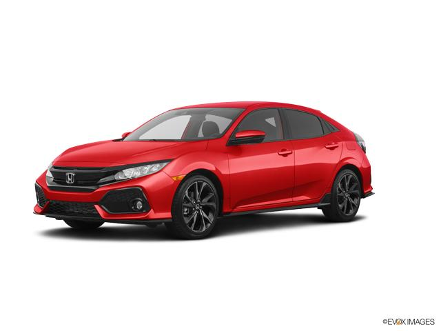 2019 Honda Civic Hatchback Vehicle Photo in Harrisburg, PA 17112