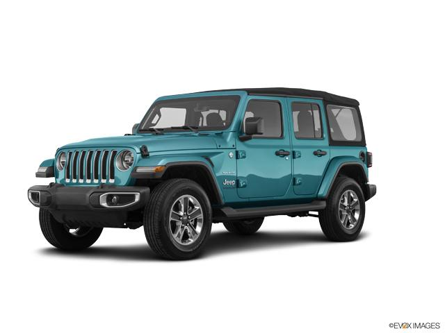 2019 Jeep Wrangler Unlimited Vehicle Photo in Joliet, IL 60435