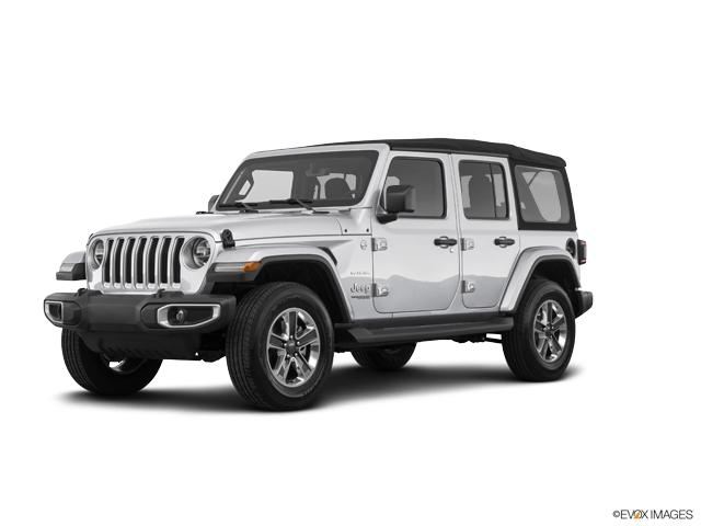 2019 Jeep Wrangler Unlimited Vehicle Photo in Kaukauna, WI 54130