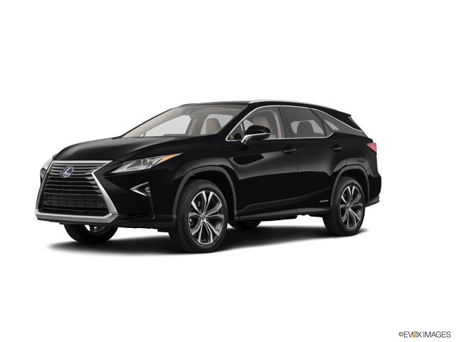2019 Lexus RX 450hL Vehicle Photo in Dallas, TX 75209