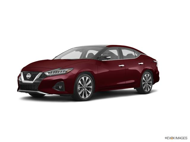 2019 Nissan Maxima Vehicle Photo in Janesville, WI 53545