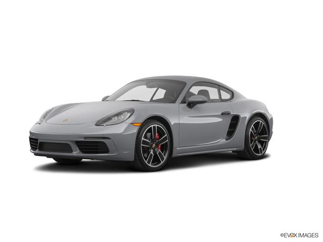 2019 Porsche 718 Cayman Vehicle Photo in Appleton, WI 54913