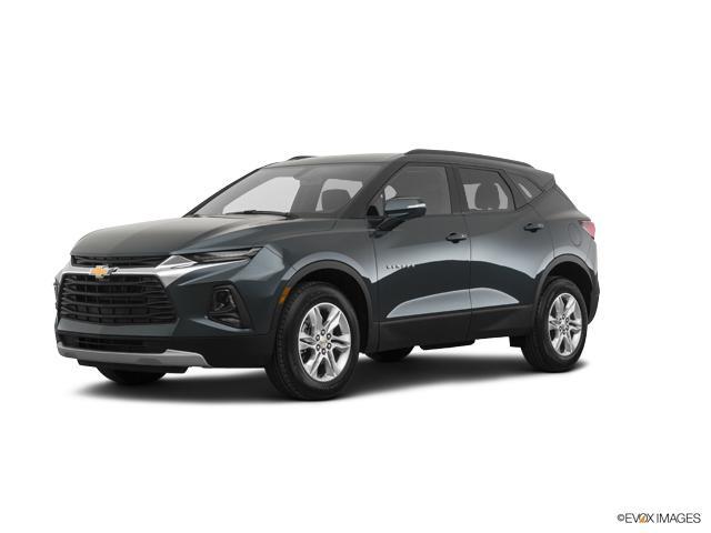 2019 Chevrolet Blazer Vehicle Photo in Chelsea, MI 48118