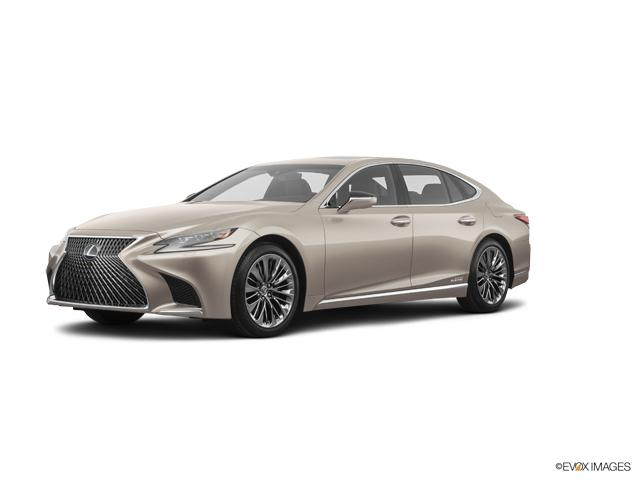 2019 Lexus LS 500h Vehicle Photo in Fort Worth, TX 76132