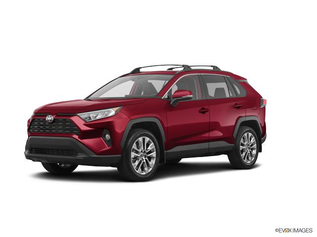 2019 Toyota RAV4 Vehicle Photo in Owensboro, KY 42302