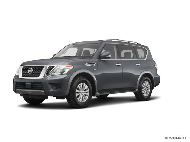 2019 Nissan Armada Vehicle Photo in Oshkosh, WI 54904