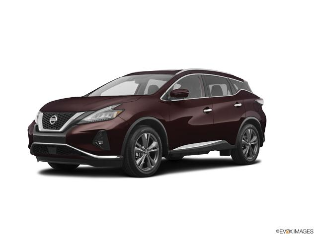 2019 Nissan Murano Vehicle Photo in Janesville, WI 53545