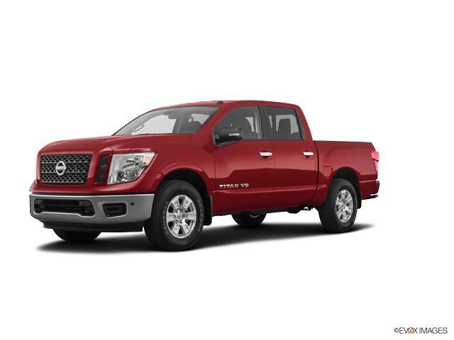 2019 Nissan Titan Vehicle Photo in Appleton, WI 54913