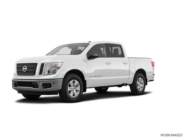 2019 Nissan Titan Vehicle Photo in Mission, TX 78572