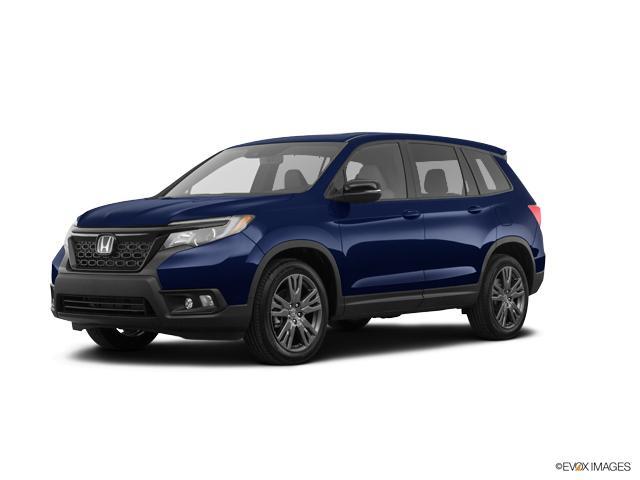 2019 Honda Passport Vehicle Photo in Oshkosh, WI 54904