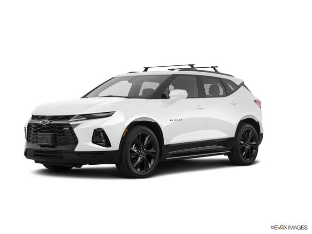 New 2019 White Chevrolet Blazer For Sale in Fayetteville ...