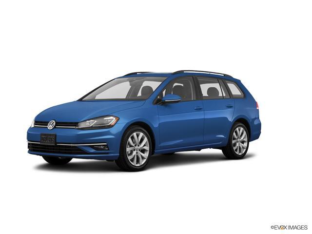 2019 Volkswagen Golf SportWagen Vehicle Photo in Appleton, WI 54913