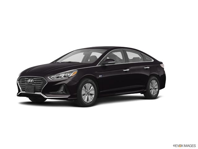 2019 Hyundai Sonata Hybrid Vehicle Photo in Quakertown, PA 18951