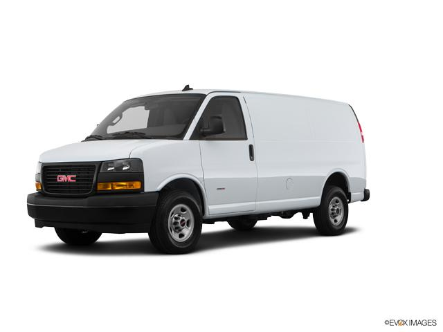 2019 GMC Savana Cargo Van Vehicle Photo in Davison, MI 48423