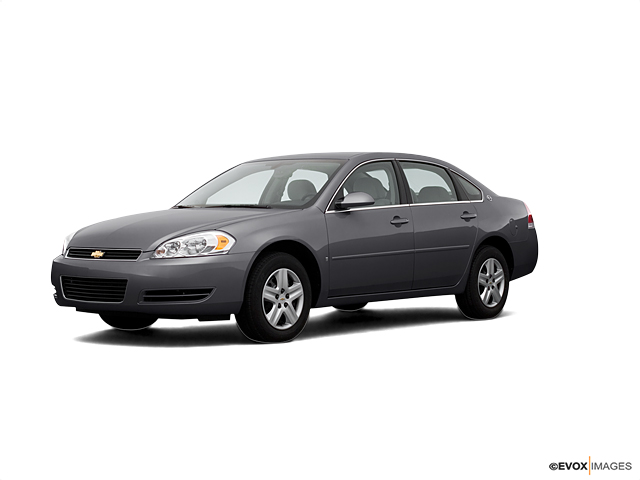 Certified 2006 Chevrolet Impala 4dr Sdn LTZ dark silver metallic exterior gray interior 4-speed a