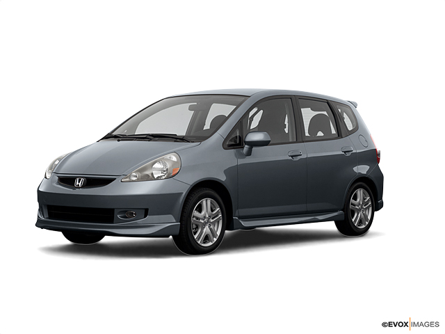 2007 Honda Fit Vehicle Photo in McKinney, TX 75070