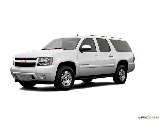 2007 Chevrolet Suburban Vehicle Photo in Plainfield, IL 60586-5132