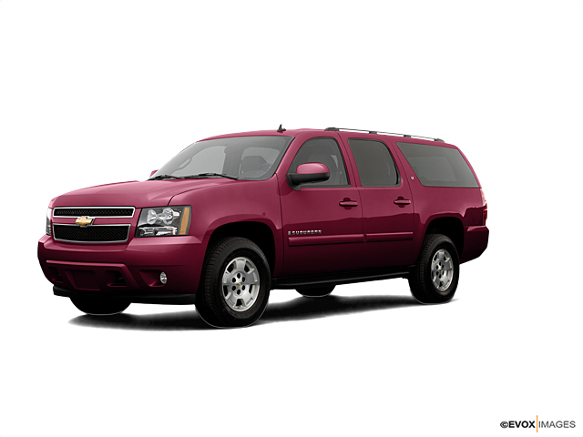 2007 Chevrolet Suburban Vehicle Photo in Casper, WY 82609