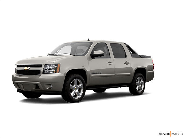 2007 Chevrolet Avalanche Vehicle Photo in Manassas, VA 20109