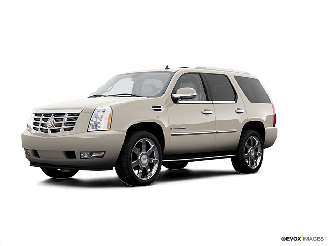 2007 Cadillac Escalade Vehicle Photo in San Angelo, TX 76903