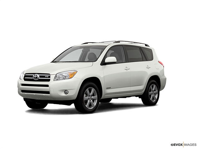 2007 Toyota RAV4 Vehicle Photo in Rockford, IL 61107