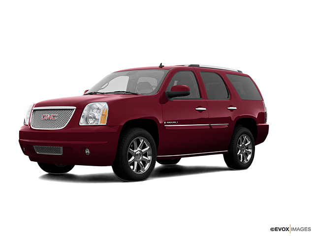 2007 GMC Yukon Denali Vehicle Photo in Casper, WY 82609