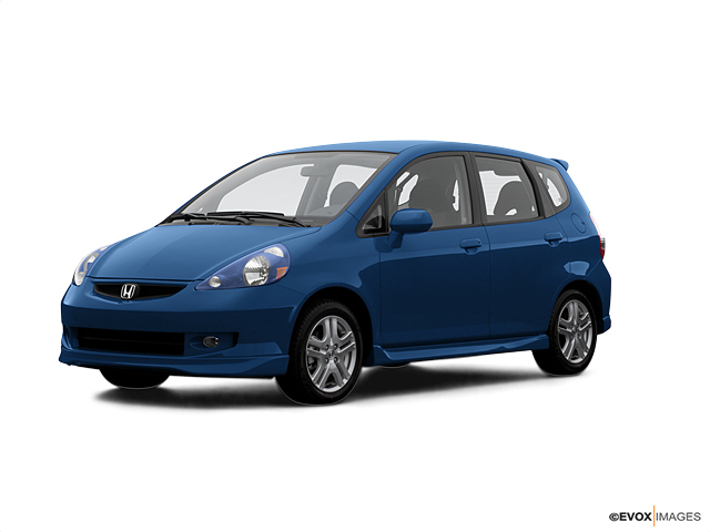 2007 Honda Fit Vehicle Photo in Akron, OH 44320