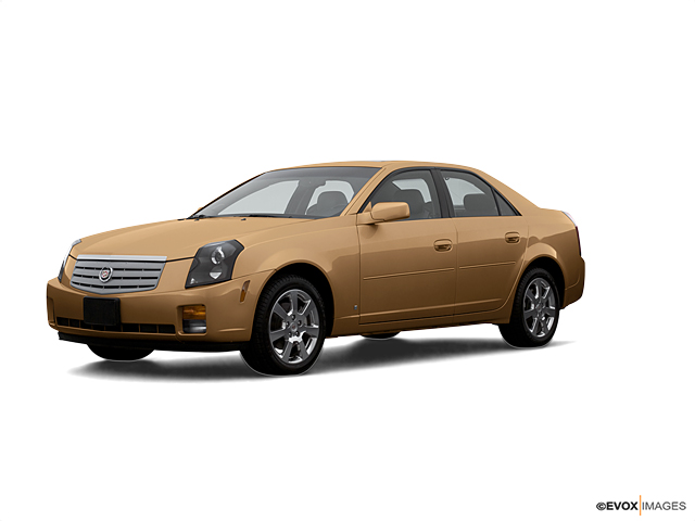 2007 Cadillac CTS Vehicle Photo in Pahrump, NV 89048