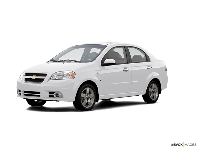 2007 Chevrolet Aveo Vehicle Photo in Plainfield, IL 60586-5132