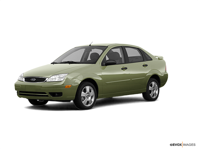 2007 Ford Focus Vehicle Photo in Janesville, WI 53545