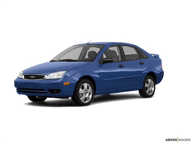 2007 Ford Focus Vehicle Photo in Norfolk, VA 23502