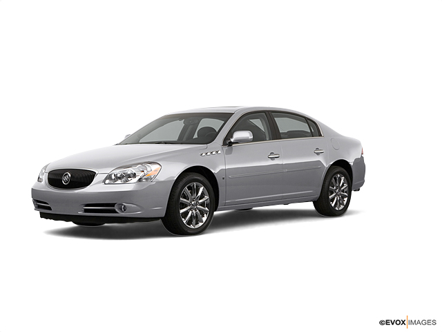 2007 Buick Lucerne Vehicle Photo in Painesville, OH 44077