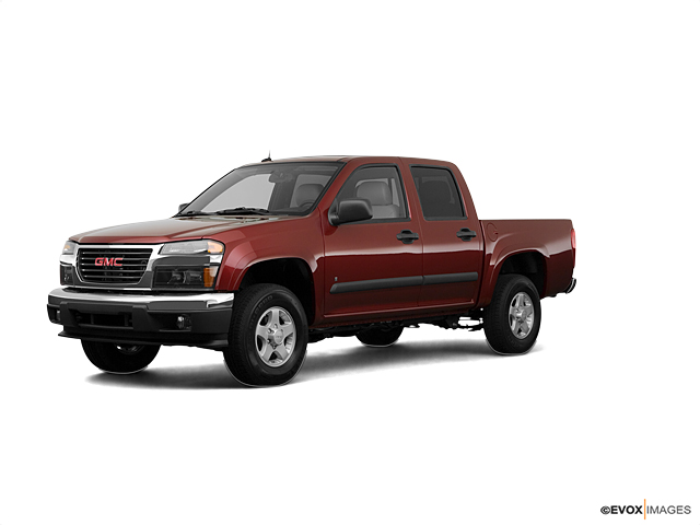 2007 GMC Canyon Vehicle Photo in Vincennes, IN 47591
