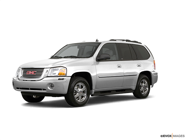 2007 GMC Envoy Vehicle Photo in San Angelo, TX 76903