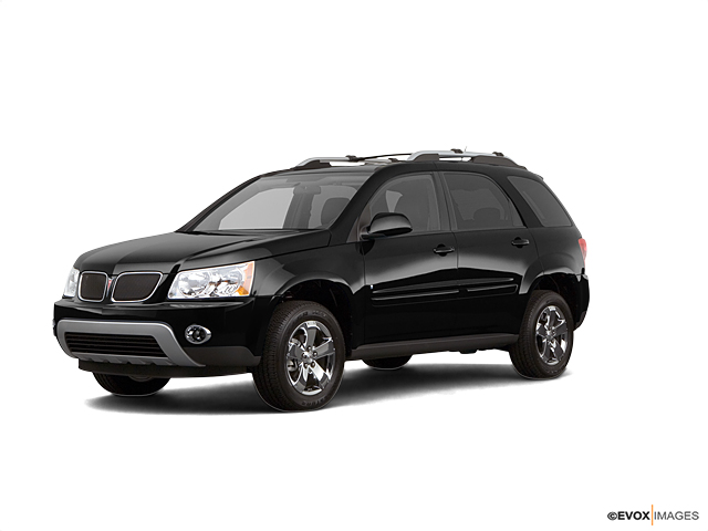 2007 Pontiac Torrent Vehicle Photo in Akron, OH 44320