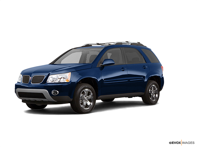 2007 Pontiac Torrent Vehicle Photo in Joliet, IL 60435