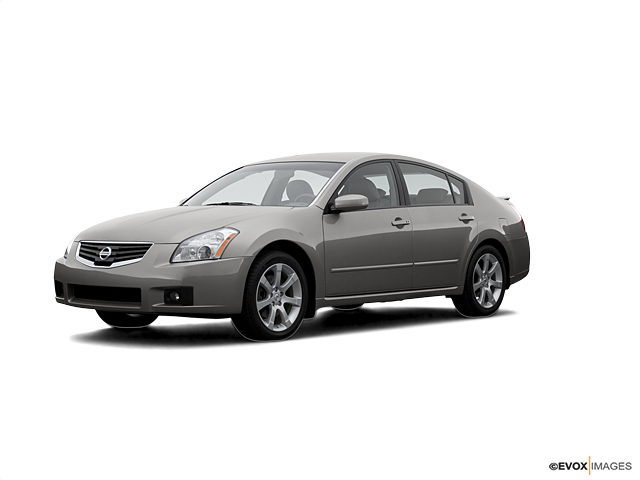2007 Nissan Maxima Vehicle Photo in Ocala, FL 34474