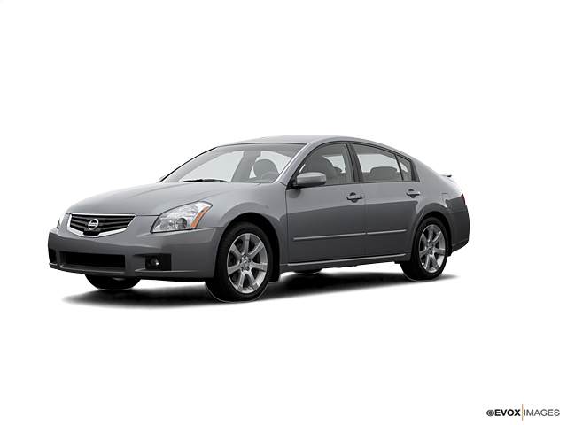 2007 Nissan Maxima Vehicle Photo in Cary, NC 27511