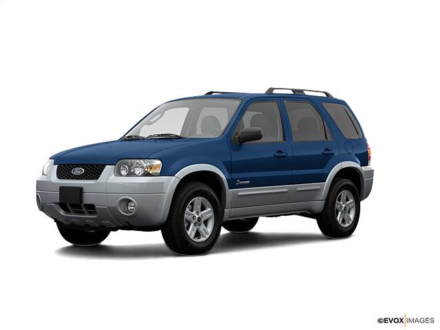 2007 Ford Escape Vehicle Photo in Casper, WY 82609