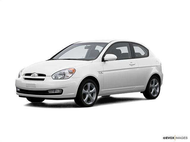 2007 Hyundai Accent Vehicle Photo in Portland, OR 97225