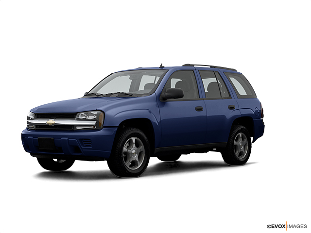 2007 Chevrolet TrailBlazer Vehicle Photo in Midlothian, VA 23112